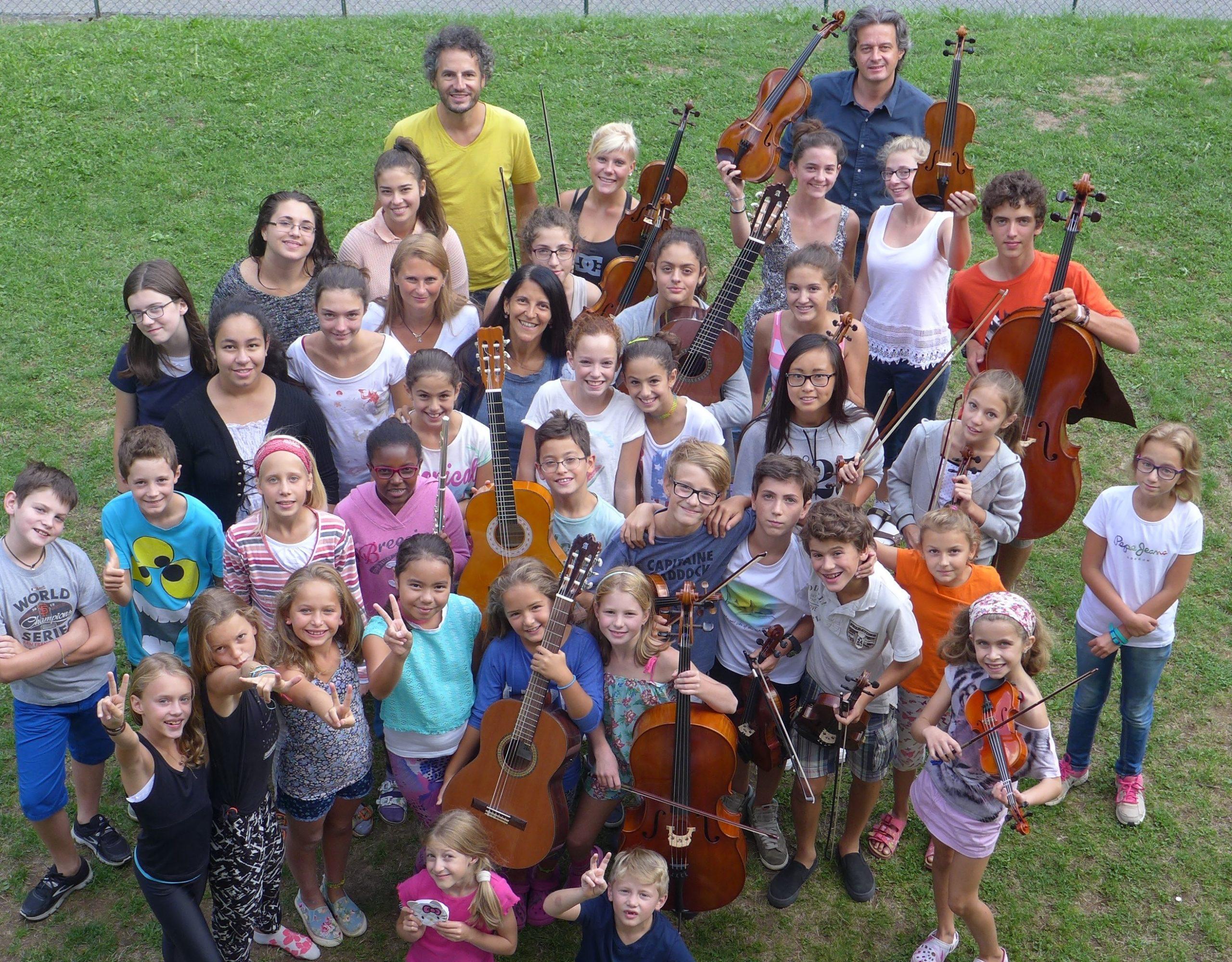 Campo Musicale Estivo, Sonogno 2015