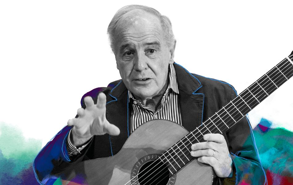 Dante Brenna, docente di chitarra