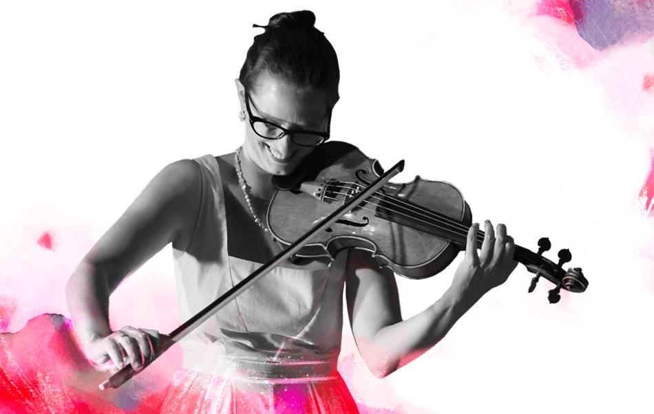 Giaele Natolini-Widmer, docente di violino e viola