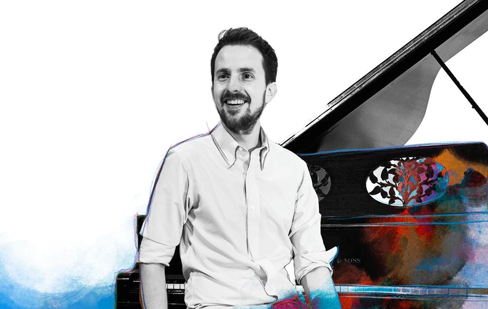 Nicolas Mottini, docente di pianoforte