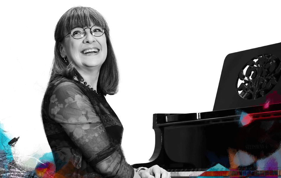 Roberta Vanelli, docente di pianoforte