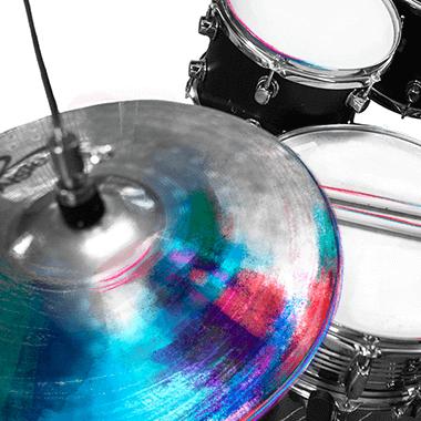 Corso di Percussioni batteria