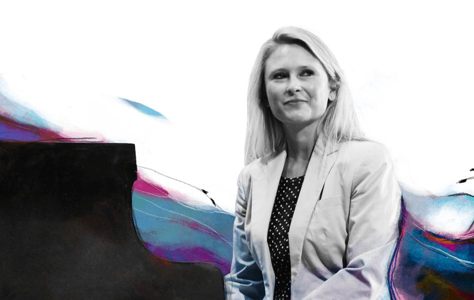 Raffaella Damaschi, docente di pianoforte