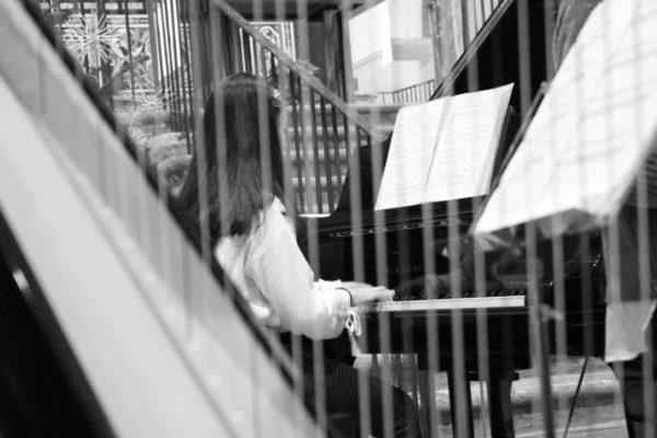 Pianoforte in concerto